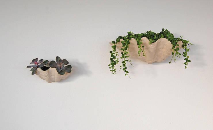 wandschelp:  Woonkamer door Marsha Metselaar