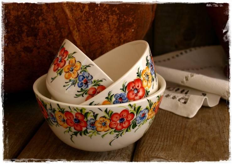 Colecção Romântica Primavera: Casa  por Memória Lusa