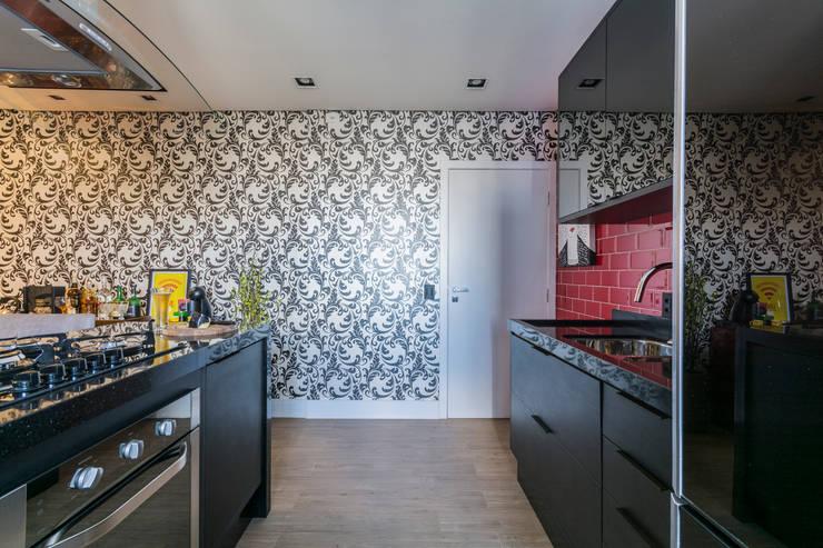 Projekty,  Kuchnia zaprojektowane przez Lo. interiores