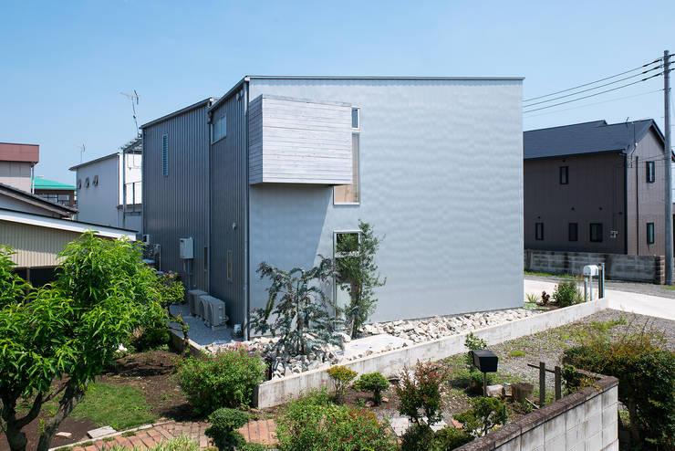 HOUSE  S: アーキライン一級建築士事務所が手掛けた家です。,