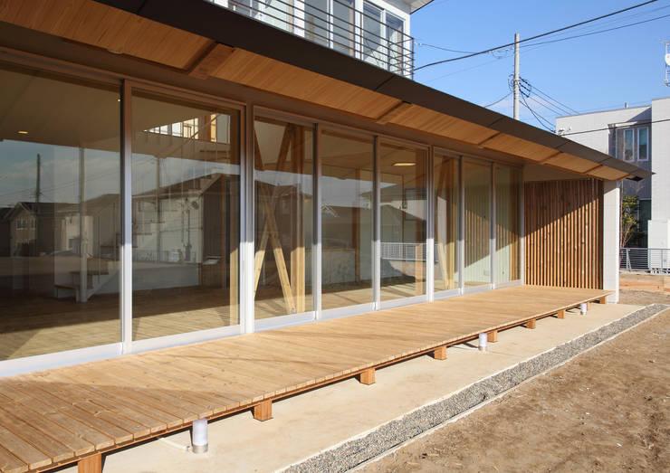 ちはら台の家: アトリエ24一級建築士事務所が手掛けた家です。,