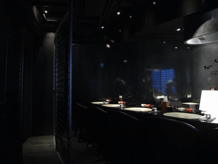 tempra & bar TAKA: (株)グリッドフレームが手掛けたレストランです。,