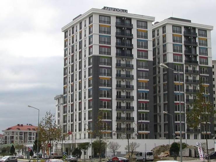 CCT INVESTMENTS – CCT 112 Project in Beylikduzu:  tarz Evler