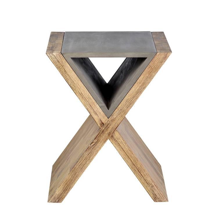 A'miou: Akacjowy stolik A'X: styl , w kategorii  zaprojektowany przez onemarket.pl,Egzotyczny