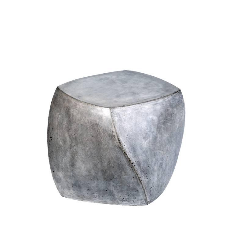 A'miou: Betonowy stolik Ma'ssa I: styl , w kategorii  zaprojektowany przez onemarket.pl,Egzotyczny