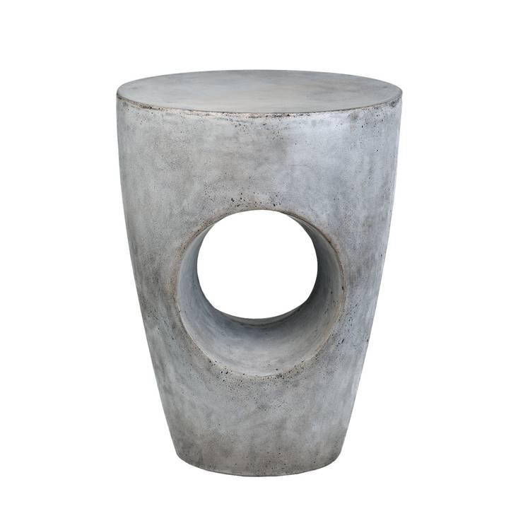 A'miou:  Betonowy stolik a'O I : styl , w kategorii Jadalnia zaprojektowany przez onemarket.pl