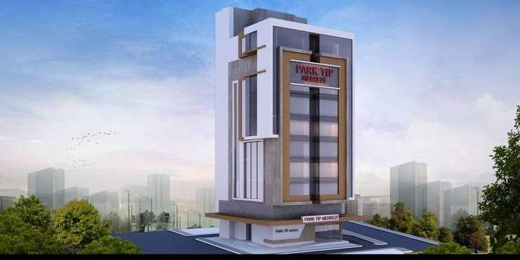 VERO CONCEPT MİMARLIK – İzmir Özel Park Tıp Merkezi:  tarz Hastaneler, Modern