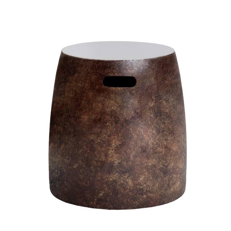 A'miou: Betonowy stolik A'denso II: styl , w kategorii Łazienka zaprojektowany przez onemarket.pl