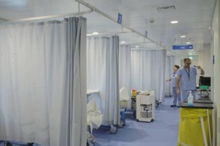 Hospital CUF Descobertas: Hospitais  por Aura Light