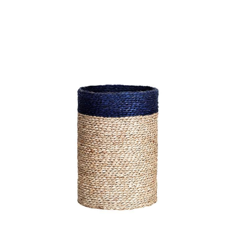 A'miou: Kosz z trawy morskiej Sca'l M: styl , w kategorii Gospodarstwo domowe zaprojektowany przez onemarket.pl