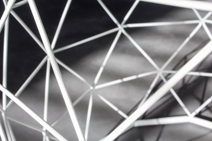 Woonbeton - Cementgebonden gietvloer:  Woonkamer door Motion Gietvloeren