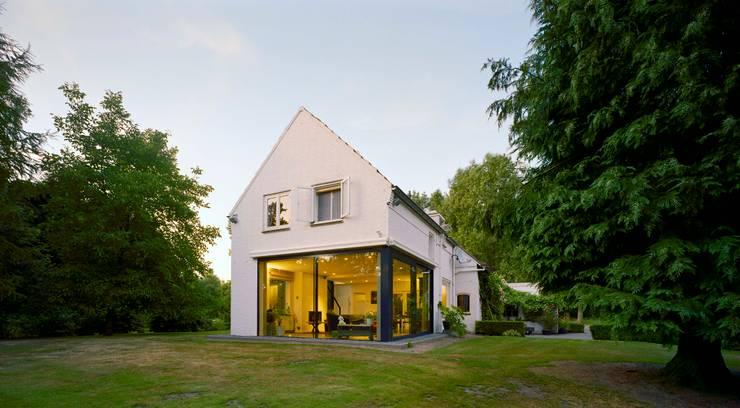 Дома в . Автор – JMW architecten