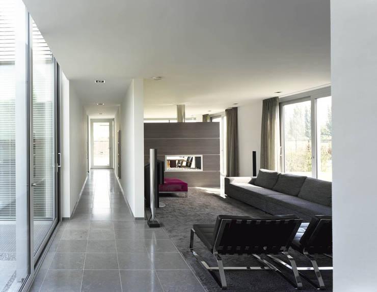 Wohnzimmer von Engelman Architecten BV