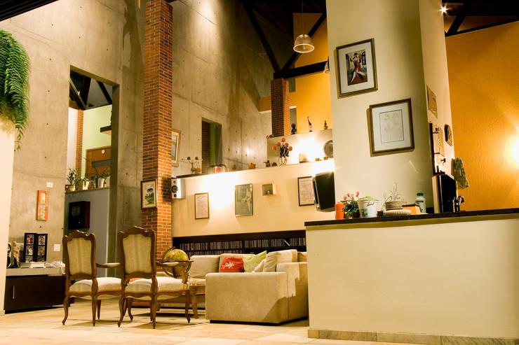 Salas de estilo  por Central de Projetos