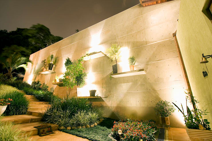 Casas de estilo  por Central de Projetos