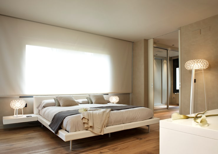 Schlafzimmer von ruiz narvaiza associats sl