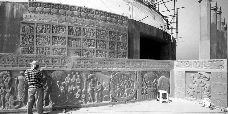 Buddhavanam:  Museums by Artmorf