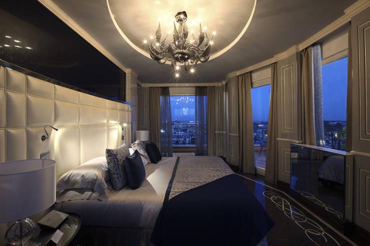 Progetto: Camera da letto in stile  di Spagnulo & Partners