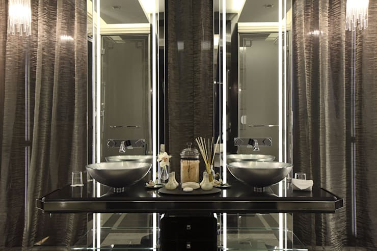 Progetto: Bagno in stile  di Spagnulo & Partners