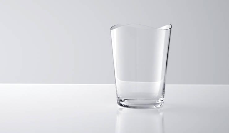 wave glass: SHINYA YOSHIDA DESIGNが手掛けたキッチンです。,