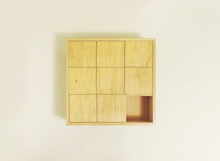 M del 8: Salas de estilo  por Emerge