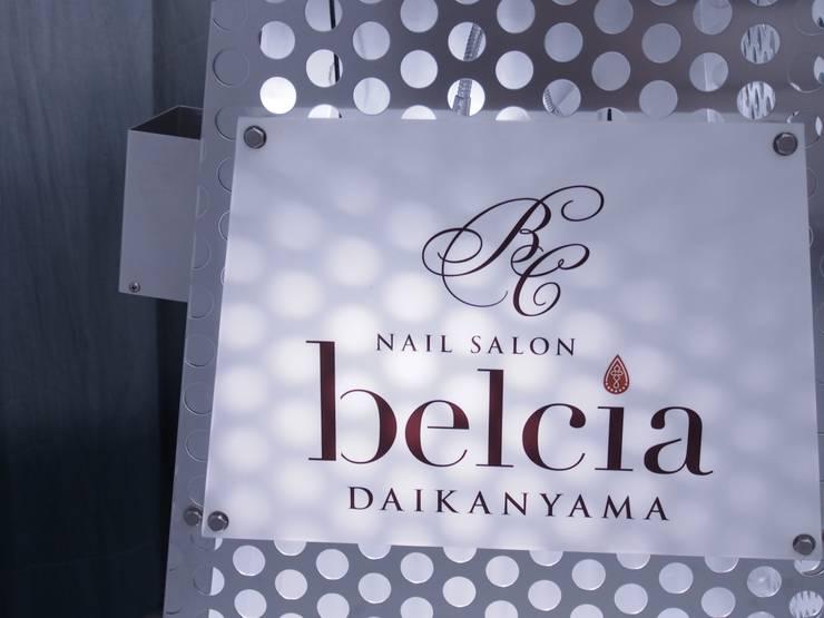 Belcia: (株)グリッドフレームが手掛けた商業空間です。