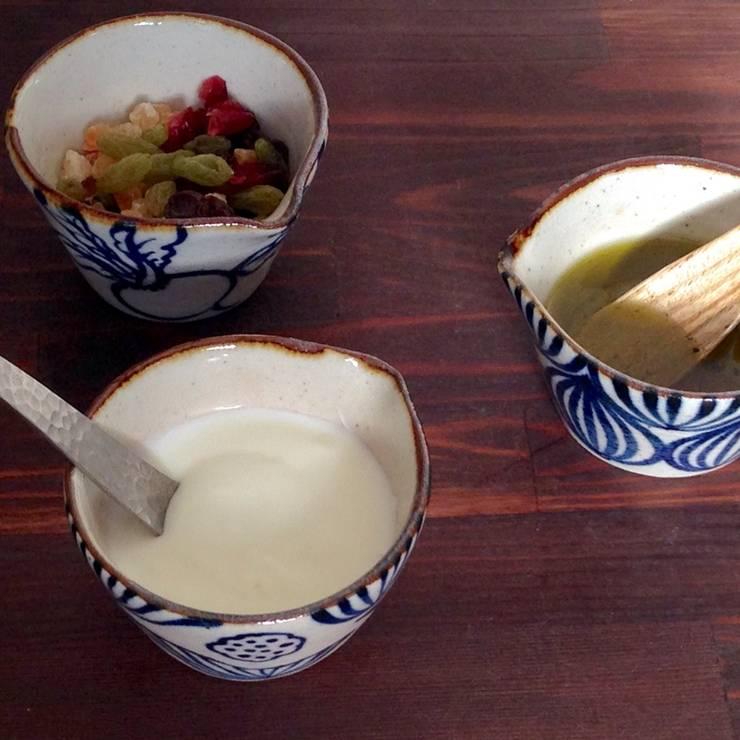 小鉢やデミタスカップとしても。: キカキカクが手掛けたキッチンです。