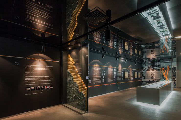 Museu do Sabão em Belver (Alentejo): Museus  por MIGUEL VISEU COELHO ARQUITECTOS ASSOCIADOS LDA