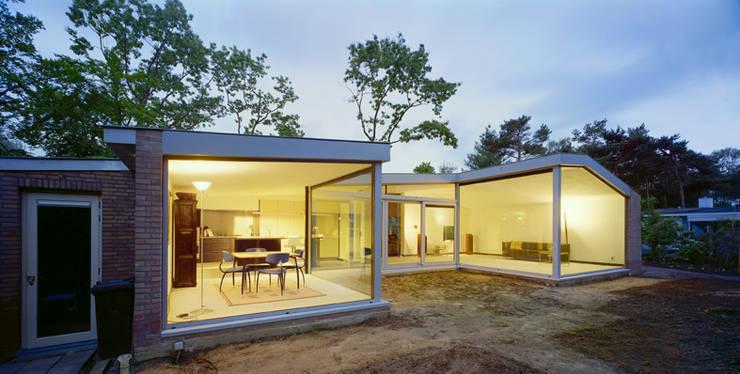 uitbreiding woonhuis:  Eetkamer door JMW architecten