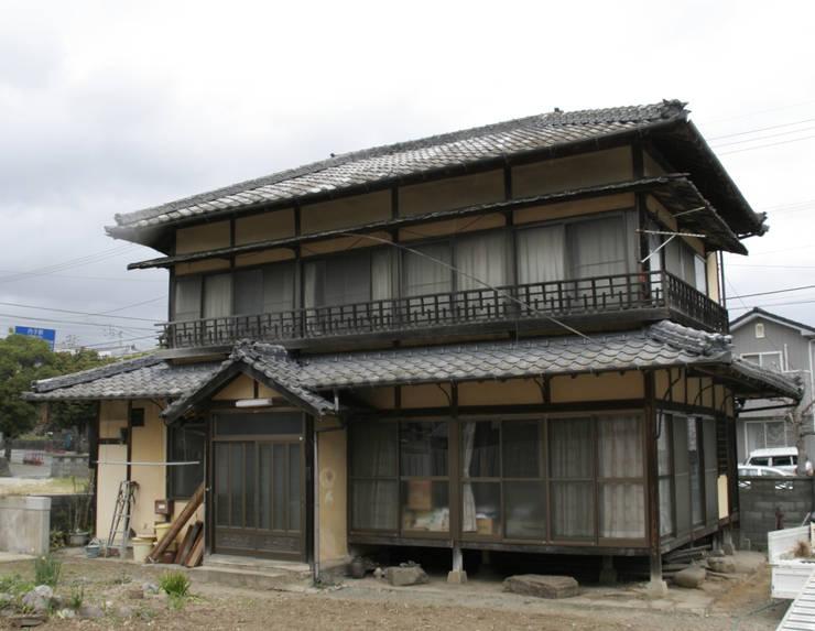 ビフォー(外観): 宮田建築設計室が手掛けたです。,