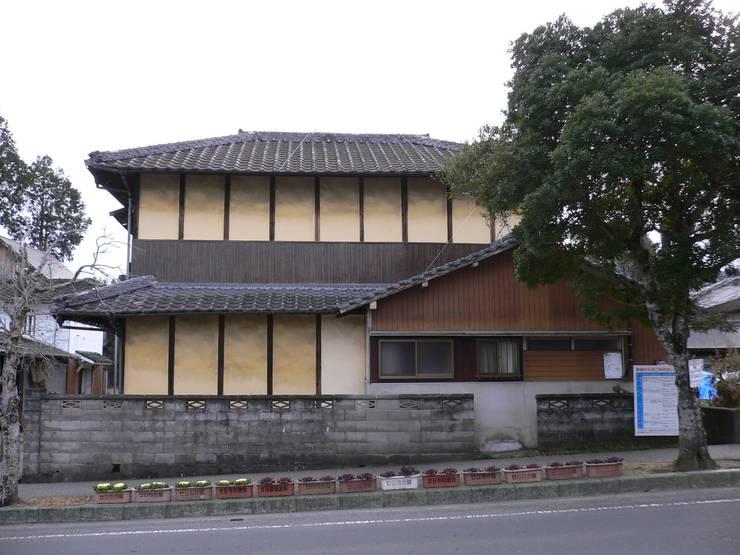 ビフォー(道路側外観): 宮田建築設計室が手掛けたです。,