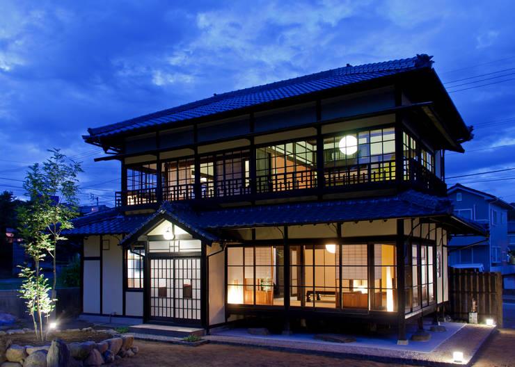 アフター(外観): 宮田建築設計室が手掛けたです。,
