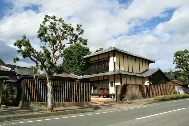 アフター(道路側外観): 宮田建築設計室が手掛けたです。,