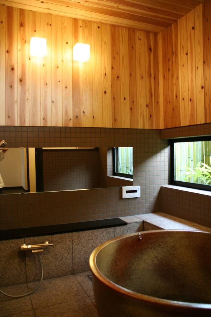 アフター(浴室): 宮田建築設計室が手掛けたです。,