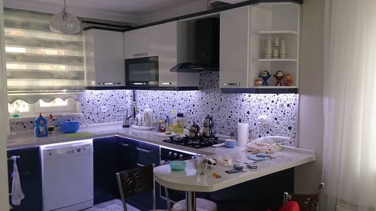 Ünsal Yapı ve Dekorasyon  – Mutfak : modern tarz , Modern Sunta