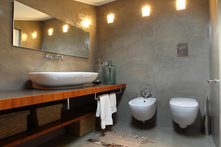 Bathroom by studio ferlazzo natoli