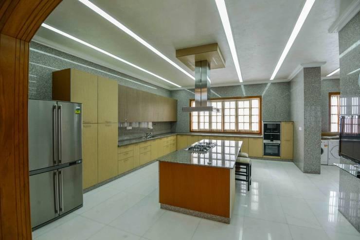 Cocinas de estilo  por S.S. Design Studio