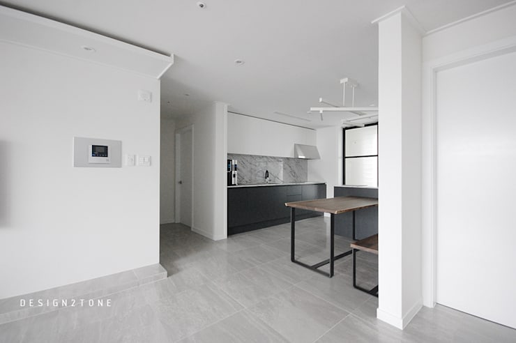 modern house : design2tone의