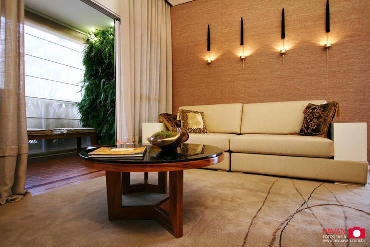 Casa Cor | Sala: Salas de estar modernas por Pavan Fotografia | Marcus Vinicius Pavan