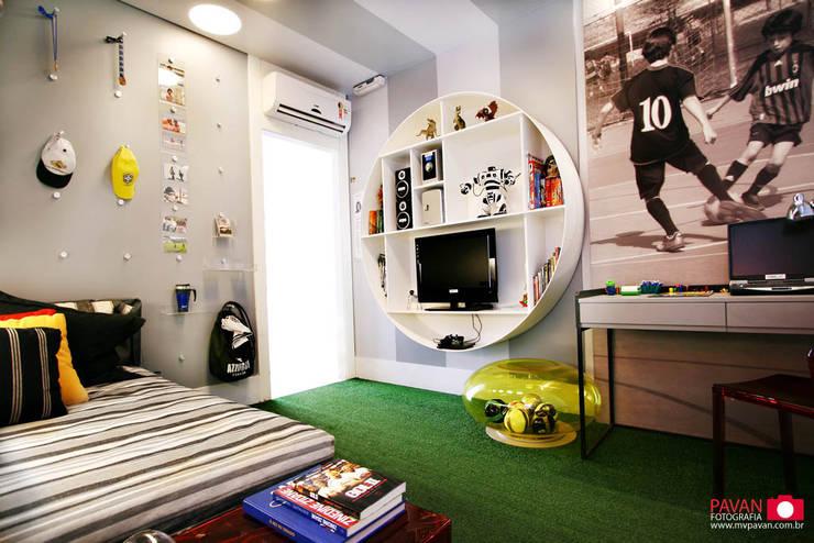 غرفة الاطفال تنفيذ Pavan Fotografia | Marcus Vinicius Pavan