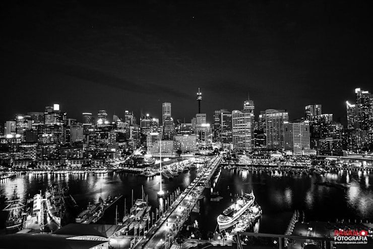 Sydney: Terraços  por Pavan Fotografia | Marcus Vinicius Pavan