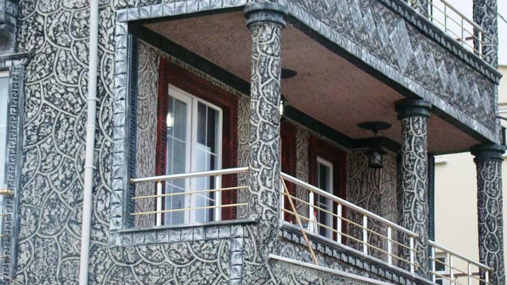 บ้านและที่อยู่อาศัย โดย Sürücü  İç ve Dış Mimari Dekorasyon, โมเดิร์น