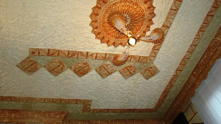 กำแพง โดย Sürücü  İç ve Dış Mimari Dekorasyon, โมเดิร์น