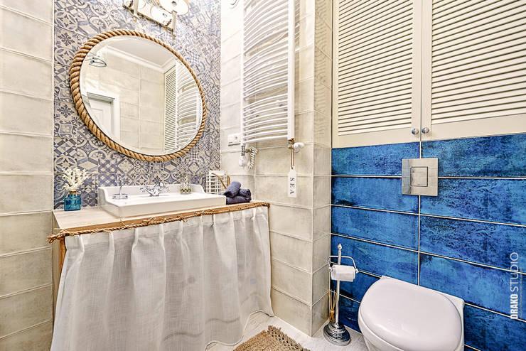 Bathroom by DreamHouse.info.pl