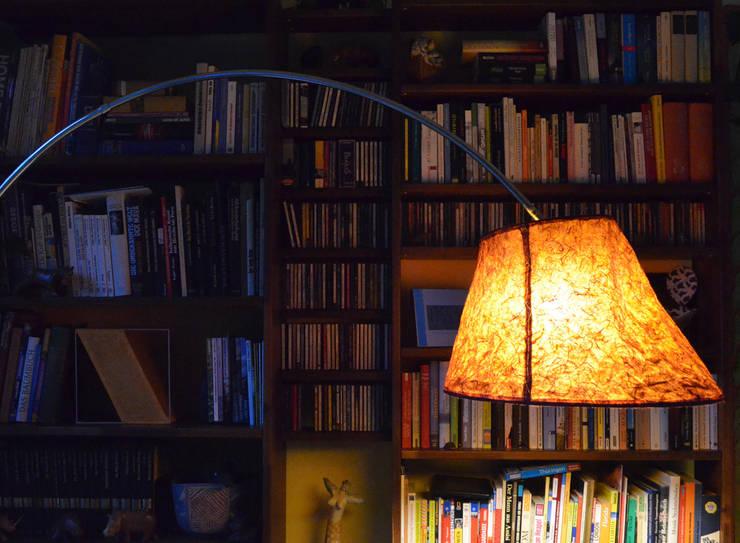 eclectic Living room by espo-leuchten