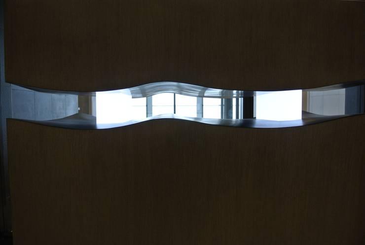 Andaz Tokyo 37th Floor Sculpture: アッシュ・ペー・フランス株式会社が手掛けたスパ・サウナです。