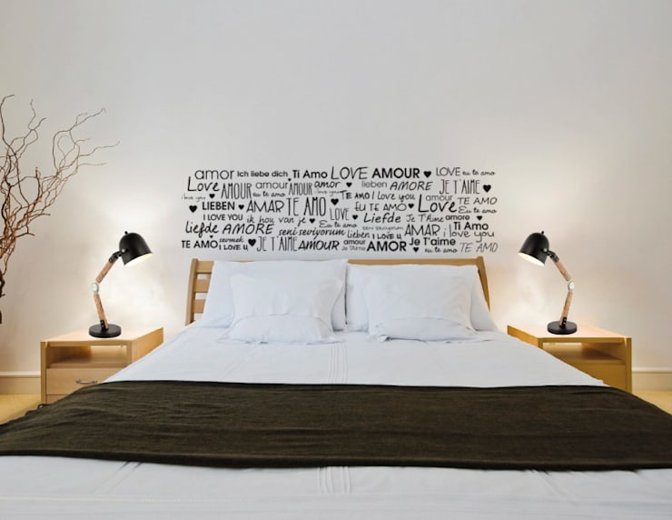 modern Bedroom by Class Iluminación