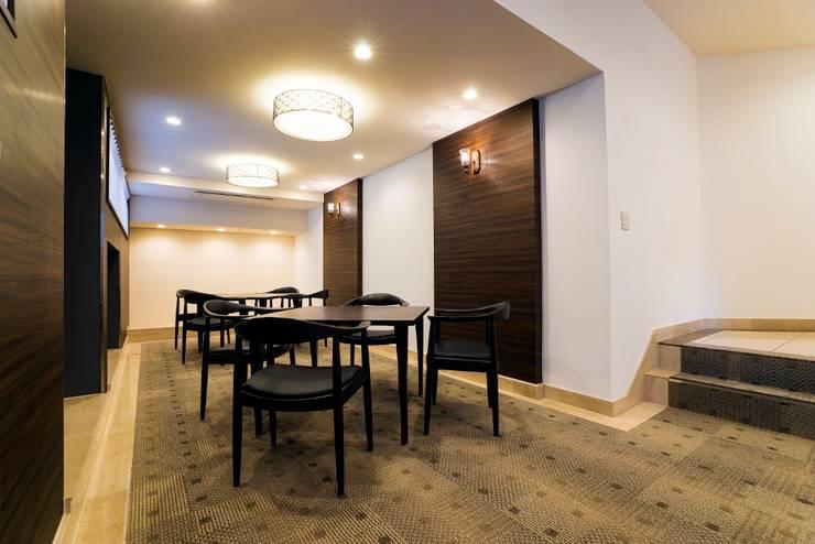 趣を残しつつ上質に生まれ変わったヴィンテージマンション: QUALIAが手掛けた和室です。,