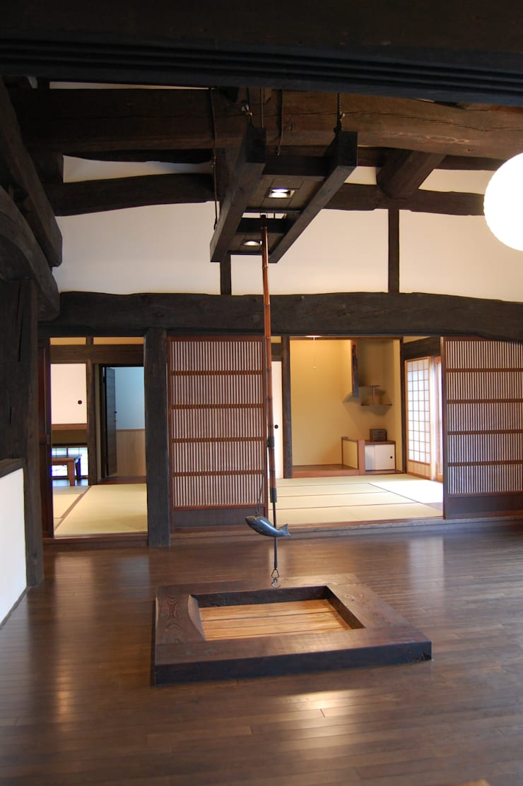 伊豆高原の家: Gプランニングアソシエイツが手掛けたです。