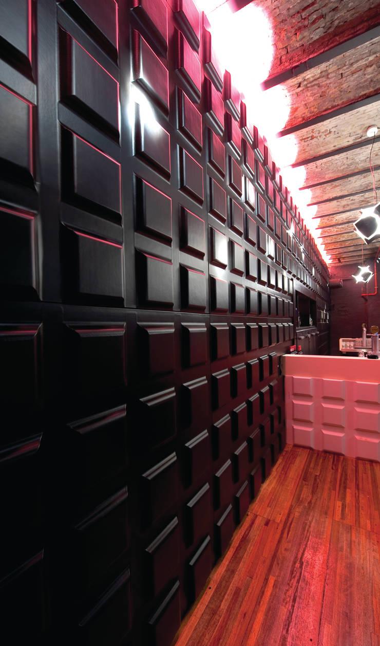 Pure: sixinch JAPANが手掛けたオフィス&店です。,